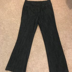 Flare leg trouser Jeans